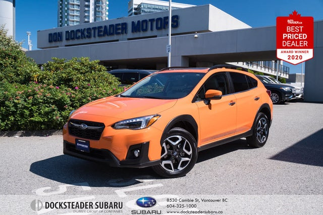 2019 Subaru Crosstrek 2.0i Limited AWD