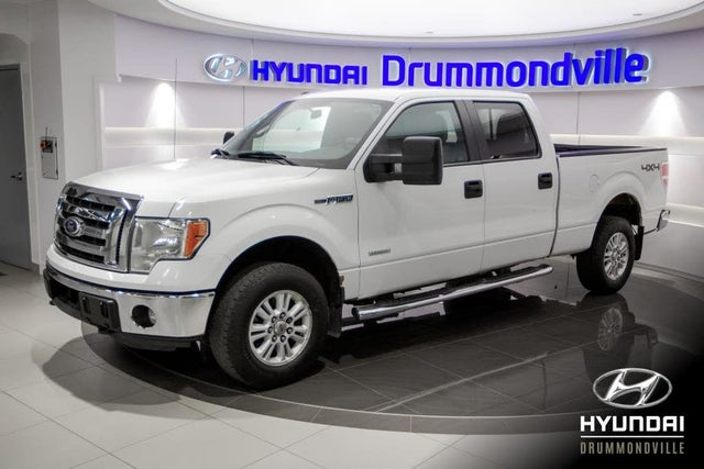 2012 Ford F-150 XLT SuperCrew LB 4WD