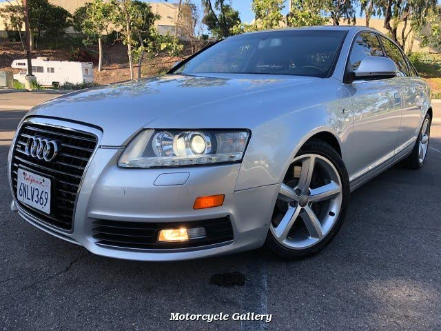 2010 Audi A6 3.0T quattro Premium Plus Sedan AWD
