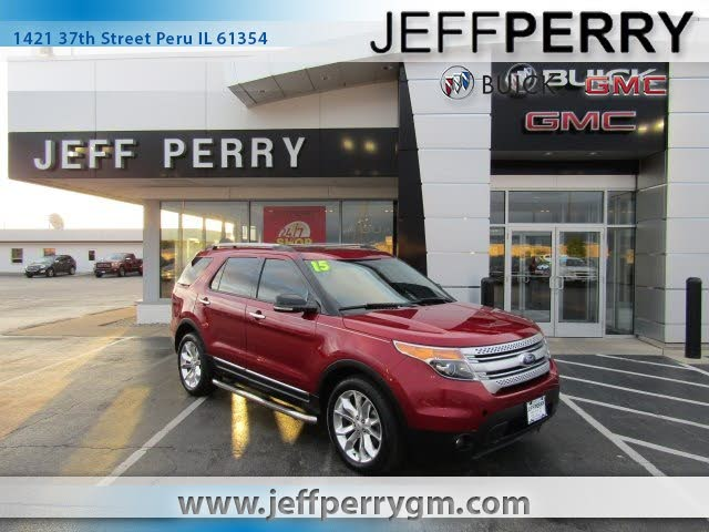 Used Ford Explorer For Sale In Bloomington Il Cargurus