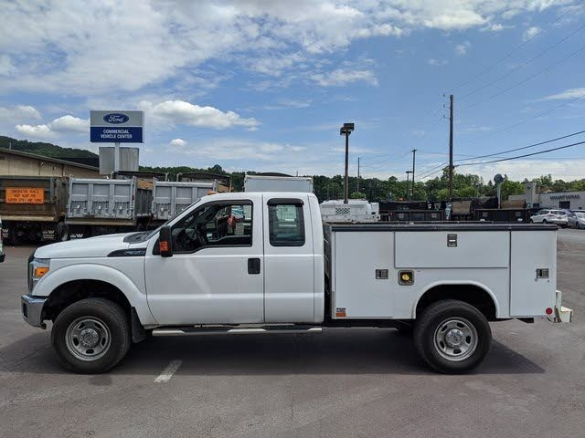 2015 Ford F-350 Super Duty XL SuperCab LB 4WD