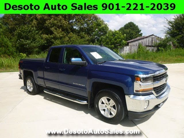 Used Chevrolet Silverado 1500 For Sale In Southaven Ms Cargurus