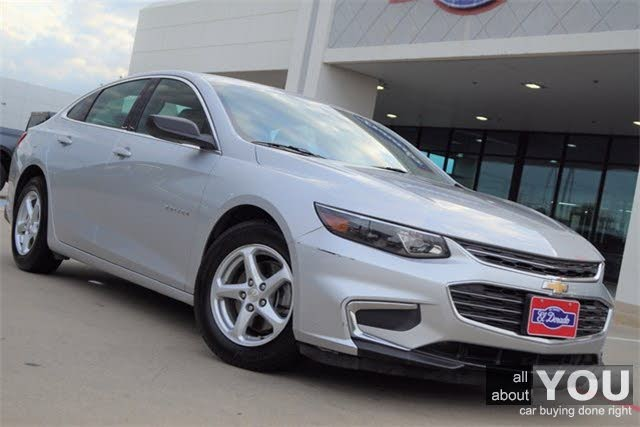 Used Chevrolet Malibu For Sale In Fort Worth Tx Cargurus