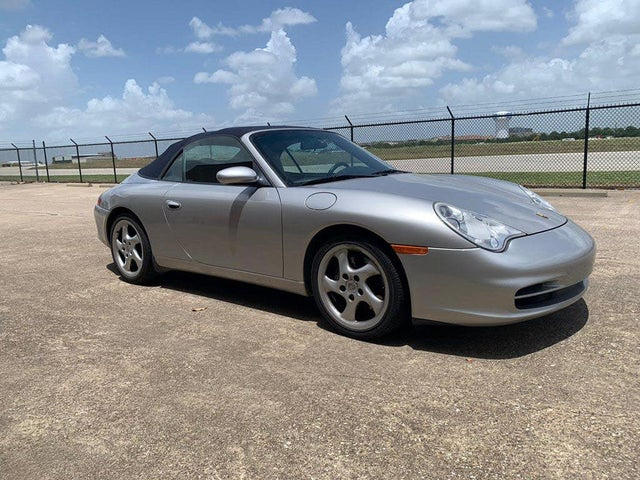 Used 2002 Porsche 911 Carrera Convertible For Sale With Photos Cargurus