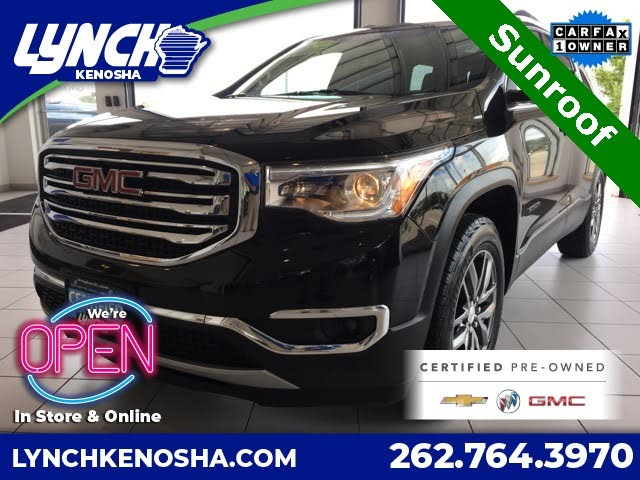 Used Gmc Acadia For Sale In Kenosha Wi Cargurus