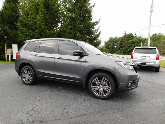 2020 Honda Passport EX-L AWD