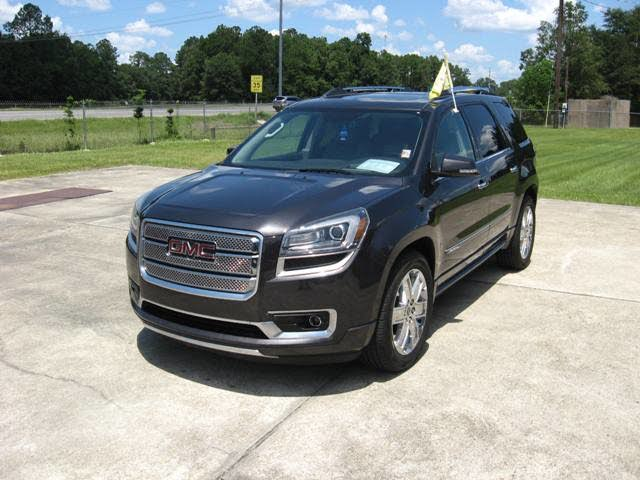 Used Gmc Acadia For Sale In New Orleans La Cargurus