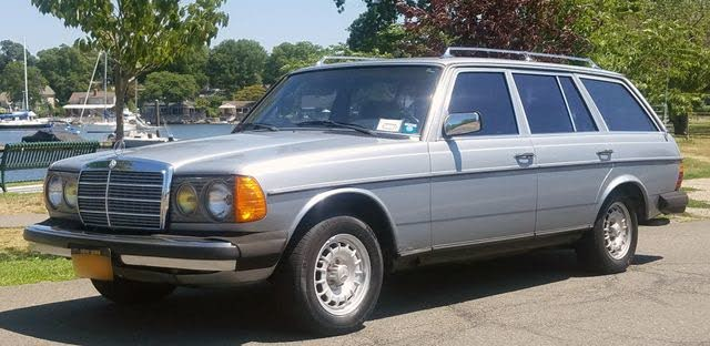 Used Mercedes Benz 300 Class 300td Turbodiesel Wagon For Sale Right Now Cargurus