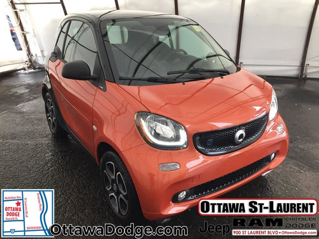 2019 smart fortwo electric drive passion hatchback RWD