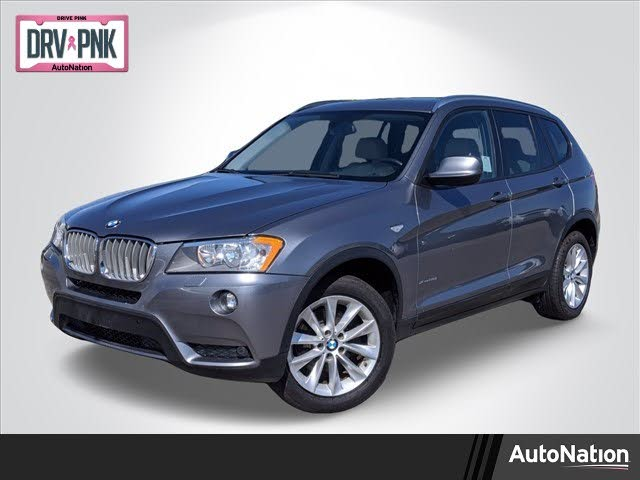 2014 BMW X3 xDrive28i AWD