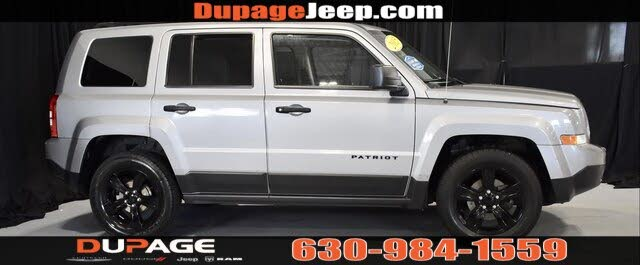 Used Jeep Patriot For Sale In Kenosha Wi Cargurus