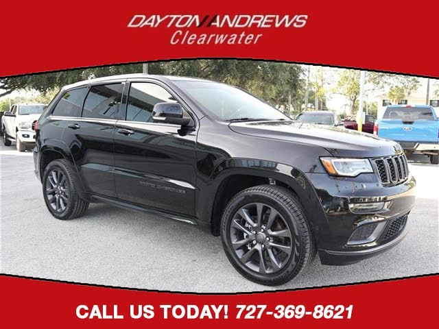 Used 2018 Jeep Grand Cherokee High Altitude For Sale With Photos