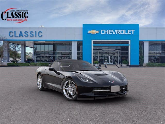 2018 Chevrolet Corvette Stingray 3LT Convertible RWD