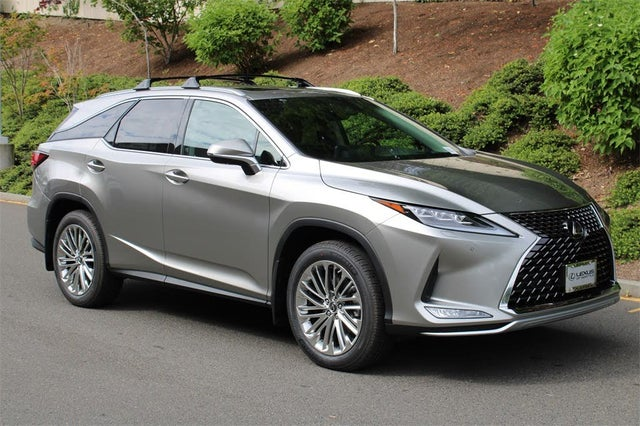 Used 2020 Lexus RX 350L Luxury AWD for Sale (with Photos ...