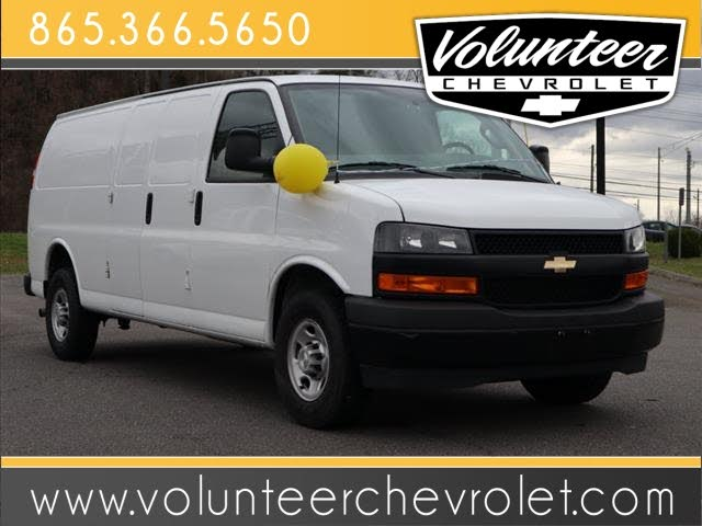 Used Chevrolet Express Cargo For Sale In Knoxville Tn Cargurus