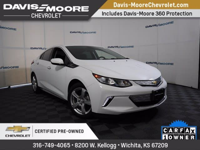 Used Chevrolet Volt For Sale In Wichita Ks Cargurus