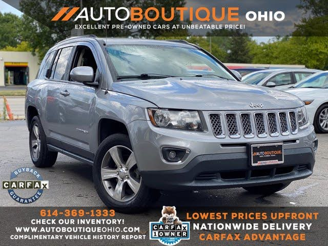 Used 2016 Jeep Compass Sport For Sale With Photos Cargurus