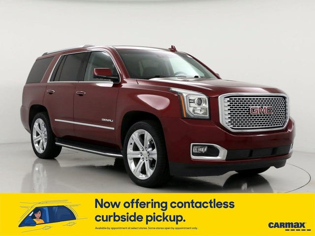 Gmc Yukon Denali For Sale In Hattiesburg Ms Cargurus