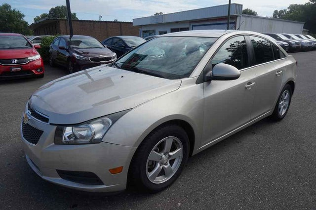 Used Chevrolet Cruze For Sale In Raleigh Nc Cargurus