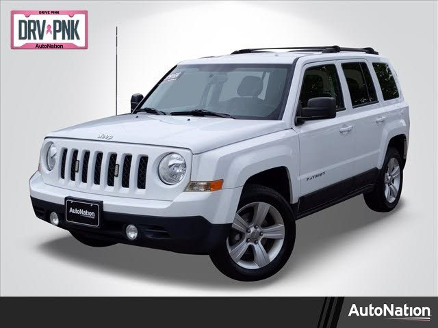 Used Jeep Patriot For Sale In Denver Co Cargurus