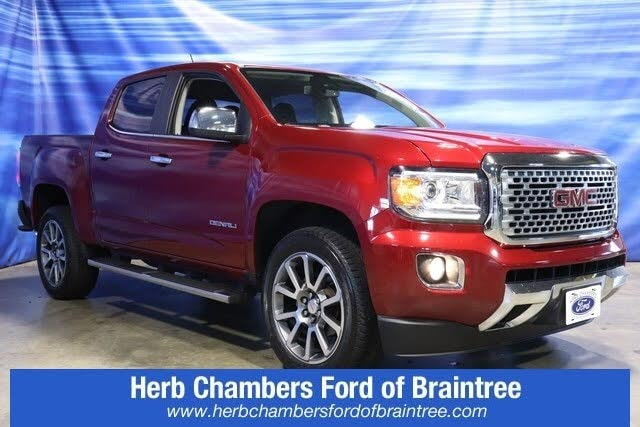 Used 2018 Gmc Canyon For Sale With Photos Cargurus