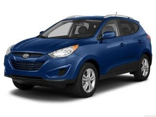 2013 Hyundai Tucson Limited AWD with Navigation