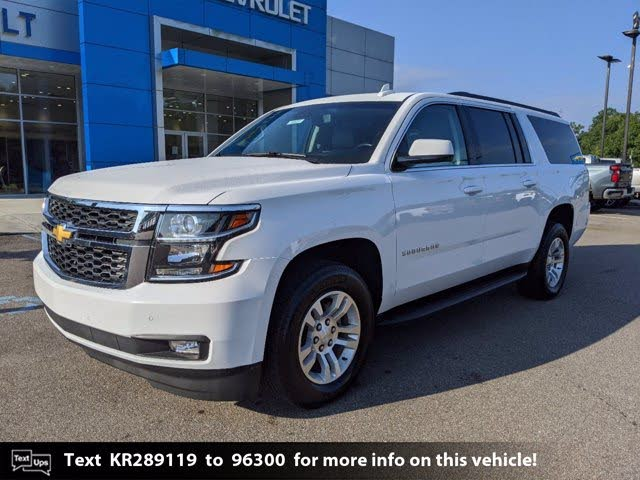 Used Chevrolet Suburban For Sale In Jackson Ms Cargurus