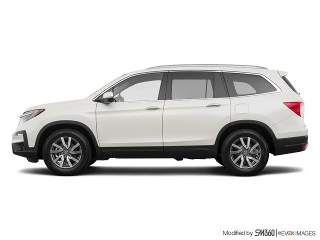 2021 Honda Pilot Black Edition AWD