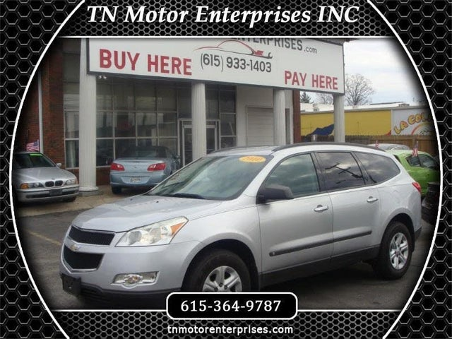 2010 Chevrolet Traverse LS AWD