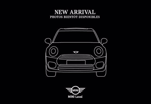 2016 MINI Cooper 2-Door Hatchback FWD