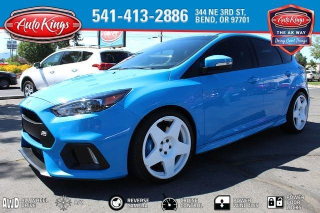 Used 2016 Ford Focus Rs Hatchback For Sale With Photos Cargurus
