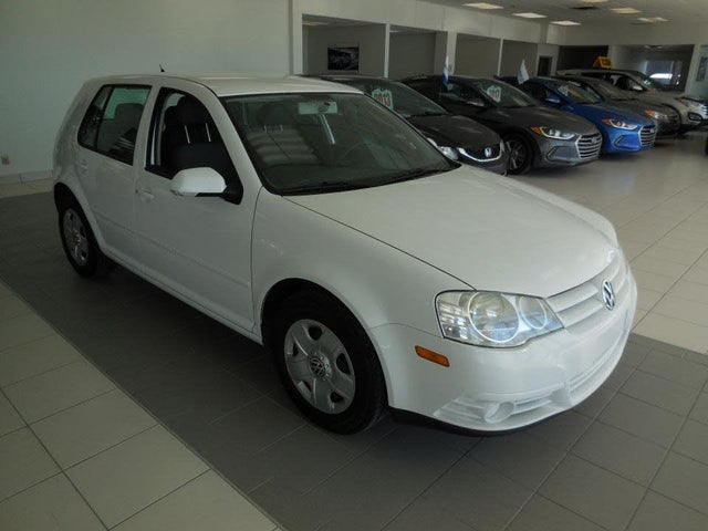 2010 Volkswagen Golf City Base