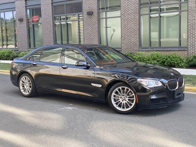 2014 BMW 7 Series 750Li xDrive AWD