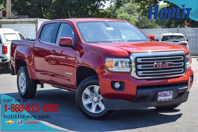Used Gmc Canyon For Sale In Roseville Ca Cargurus