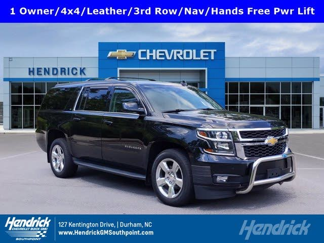 2015 Chevrolet Suburban For Sale In Raleigh Nc Cargurus