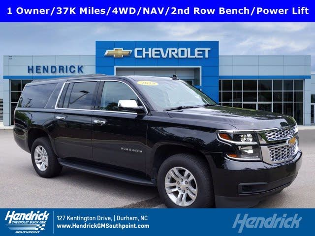Used Chevrolet Suburban For Sale In Cary Nc Cargurus