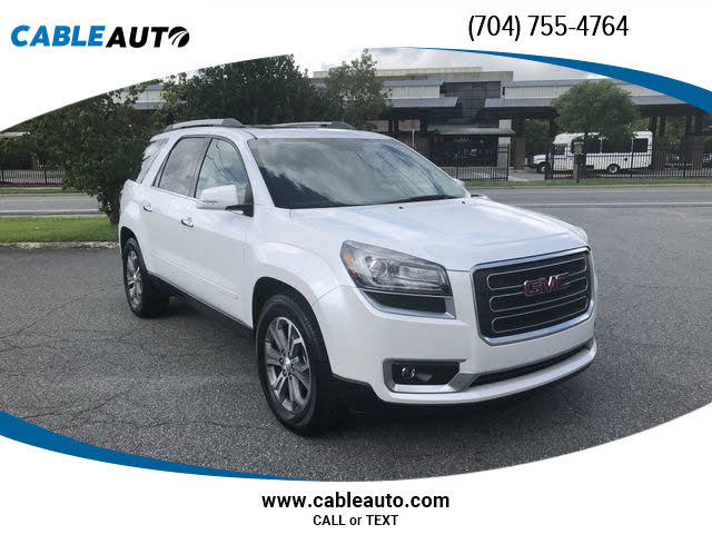 Used Gmc Acadia For Sale In Hickory Nc Cargurus