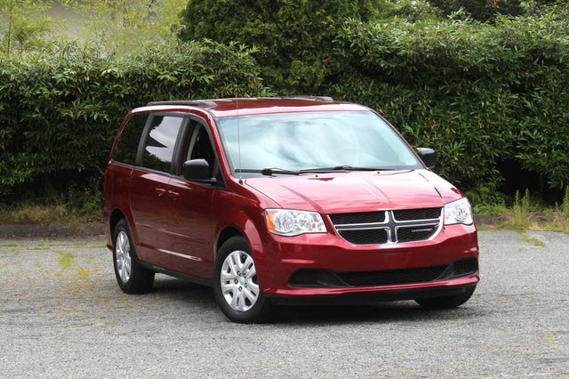 2014 Dodge Grand Caravan SXT Plus FWD