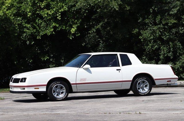 used 1987 chevrolet monte carlo ss rwd for sale right now cargurus used 1987 chevrolet monte carlo ss rwd