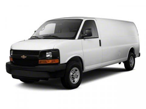 2011 Chevrolet Express Cargo 2500 Extended RWD