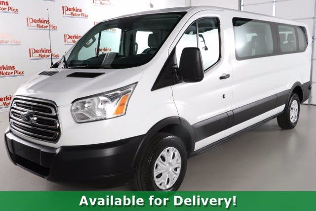 2019 Ford Transit Passenger 150 XL Low Roof RWD with Sliding Passenger-Side Door