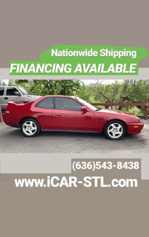 1998 Honda Prelude 2 Dr STD Coupe