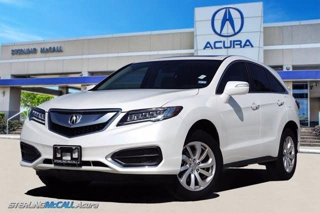 2018 Acura RDX FWD