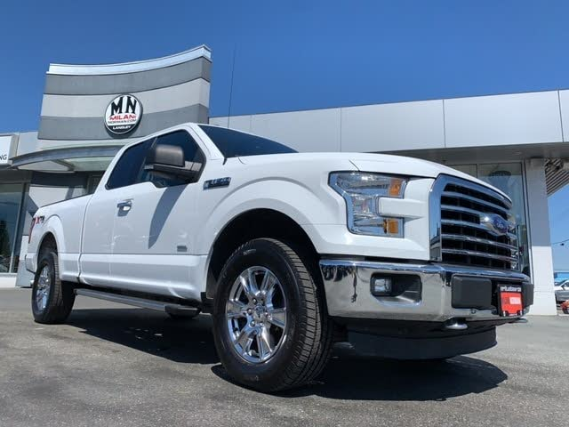 2015 Ford F-150 Lariat SuperCab LB 4WD
