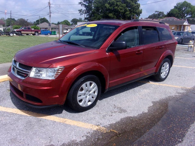 2014 Dodge Journey SE FWD