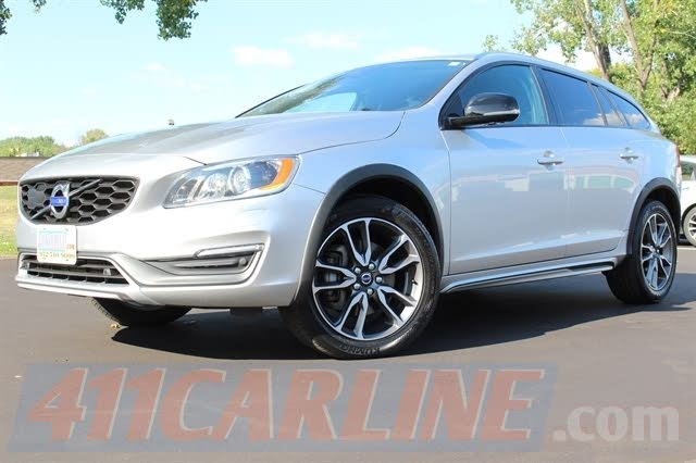 2016 Volvo V60 Cross Country Platinum