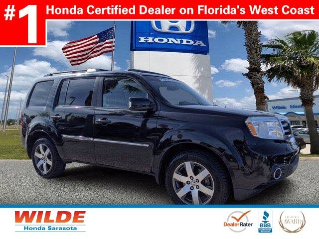 Used 2012 Honda Pilot Touring for Sale (with Photos) - CarGurusCarGurus
