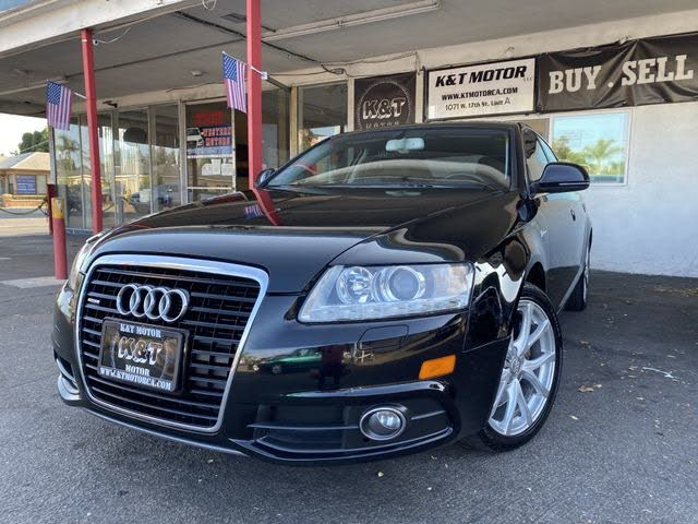 2011 Audi A6 3.0T quattro Premium Plus Sedan AWD