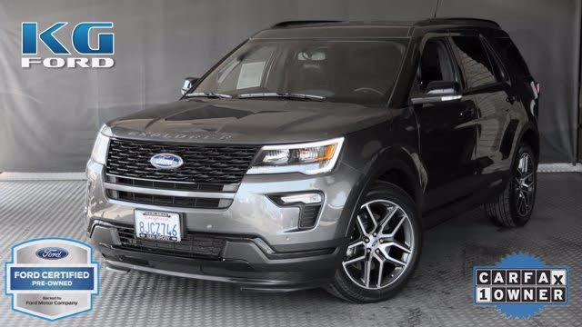 2019 Ford Explorer For Sale In San Diego Ca Cargurus