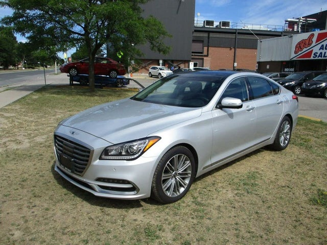 2018 Genesis G80 3.8L Technology AWD